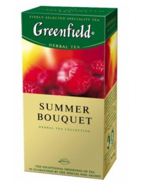 Чай Greenfield Summer Bouquet