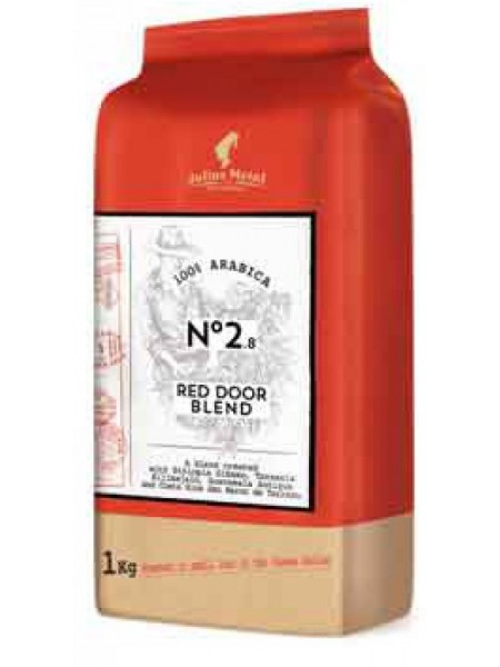 Кофе в зернах Julius Meinl THE ORIGINALS Red Door Blend 1 кг