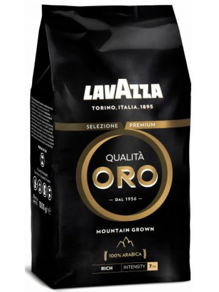 Кофе в зернах Lavazza Qualita Oro Mountain Grown 1 кг
